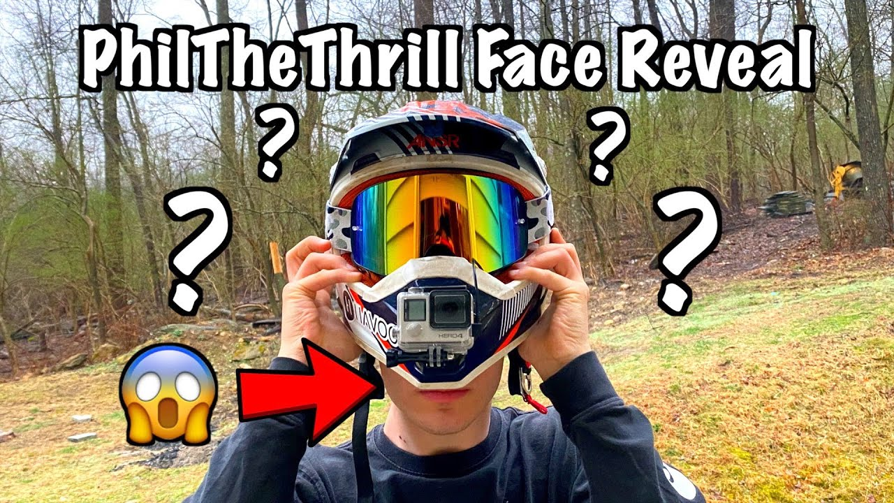 Download PhilTheThrill Face Reveal