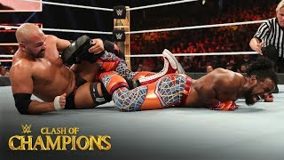 The Revival revert to dirty tactics against The New Day: Clash of Champions 2019