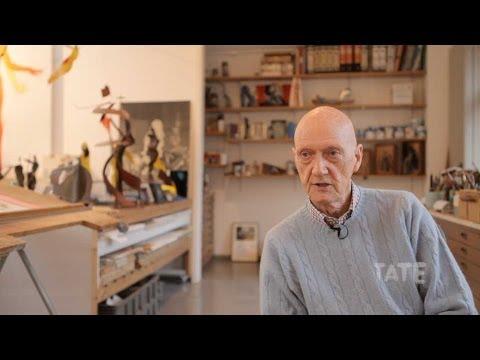 Allen Jones on Roy Lichtenstein | TateShots