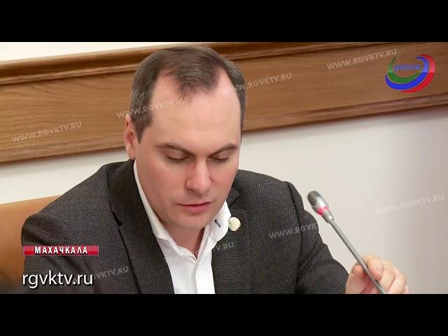 Меры по недопущению завоза и распространения коронавирусной инфекции обсудили в правительстве РД