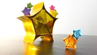 Pentagon Star Tutorial - Rhombicosidodecahedron Part 1 (tim Rickman)