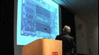 Intel 4004 Microprocessor 35th Anniversary