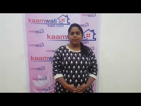 Maid Service in Mumbai 9819221144  www.kaamwalibais.com