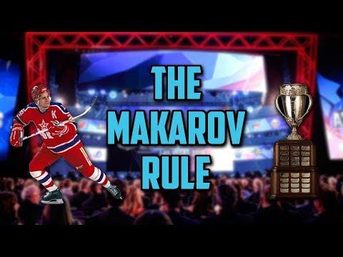 The Makarov Rule Explained