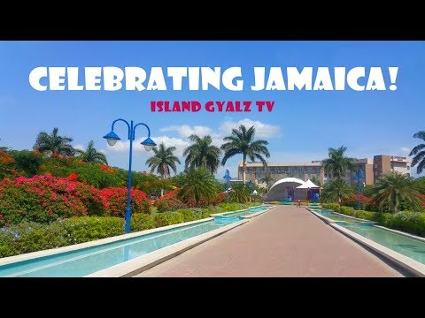 CELEBRATING JAMAICA! A SHORT FEATURE | ISLAND GYALZ TV