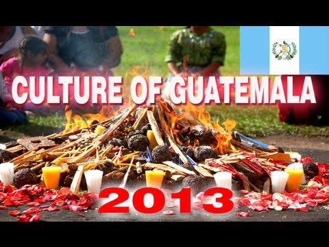 Culture of Guatemala, Mayan Ceremony 2013 dance