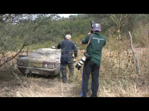 La Carrera Panamericana 2008, The Dukes Of Hazard Three Car Crash