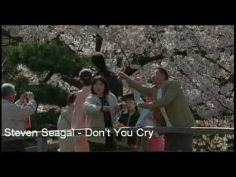 Steven Seagal - Don't You Cry