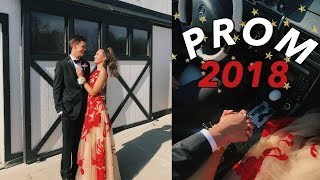 PROM 2018: GRWM & VLOG