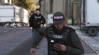 GTA 5 - POLICE BAC - DES ACTIVITÉS ILLÉGALE - JOUR 24