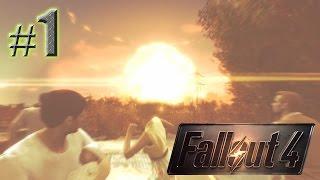 Конец света наступил внезапно - Fallout 4 PS4 - 1