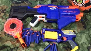 Toy Guns for Kids Nerf Guns N Strike Infinus Toy Weapons for Children