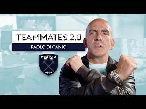 What does Di Canio think of Jimmy Bullard? | Paolo Di Canio | West Ham Teammates 2.0