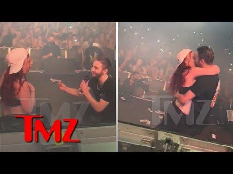 Danielle Bregoli Helps Fan Propose to GF Onstage at Australia Concert | TMZ Mp3