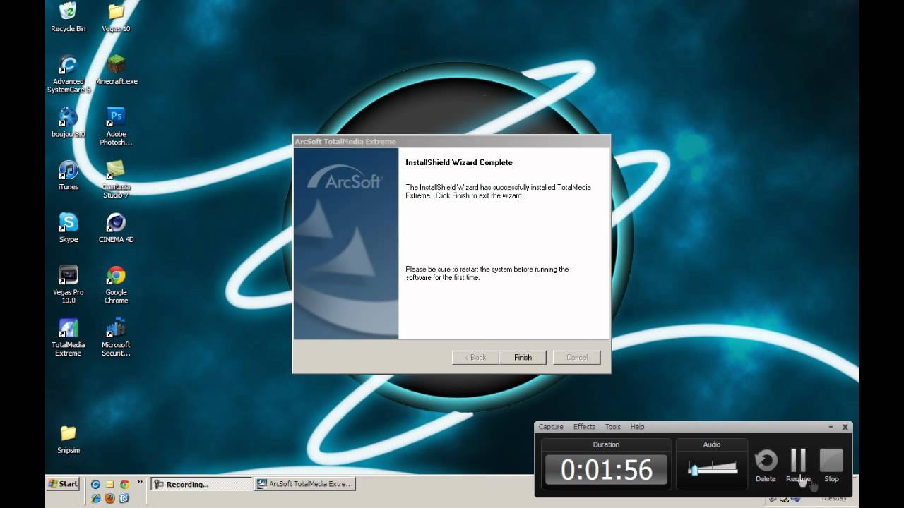 arcsoft totalmedia 35 ключ лицензии