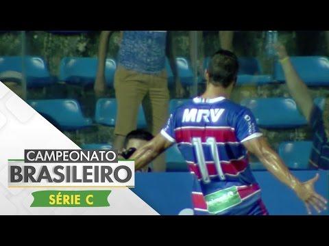 Melhores Momentos - Fortaleza 1 x 0 Botafogo-PB - Série C (19/05/2017)