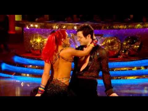 Matt Baker & Aliona Vilani  Samba  Strictly Come Dancing  Week 12  Final