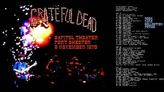 The Grateful Dead w/ NRPS - Live at the Capitol Theater, 11/08/70