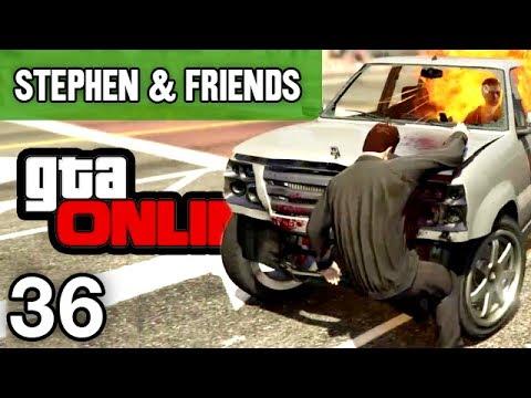 "GTA Online #36 - ""Motorcycle MAYHEM"""