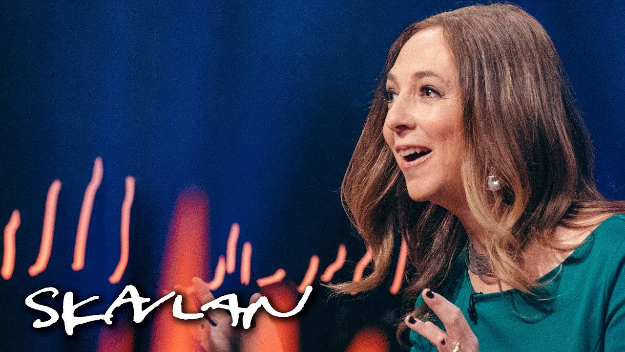 Susan Cain explains why introverts are underrated | SVT/TV 2/Skavlan