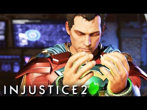 Injustice 2 Gameplay German Multiverse Mode - Evil Superman Story