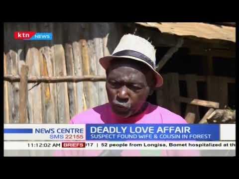 Man in Mwivoini Kirinyaga kills his cousin for having affair with his wife
