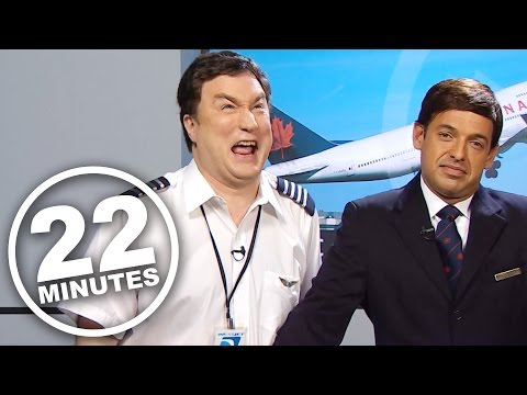 WestJet's pizza rescue was no joke | 22 Minutes