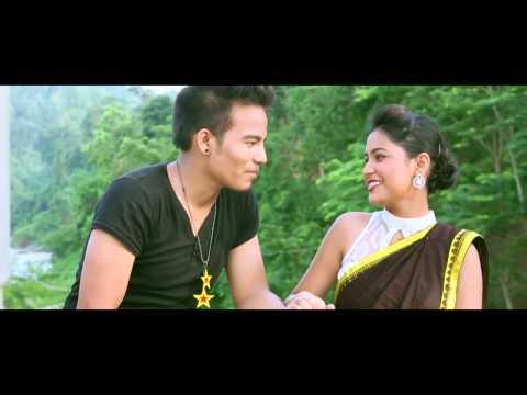 Ronga nila // song by niyar bikash// heart touching love story