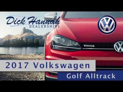 2017 Volkswagen Golf Alltrack Vehicle Tour - Dick Hannah Volkswagen