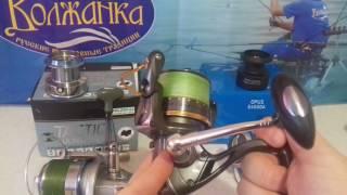 видео Mifine катушки фидер. Как правильно выбрать катушки для фидера