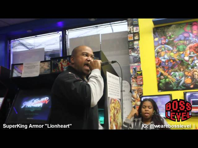Lionheart performance at Action burger in Brooklyn N.Y.  Dec 13th 2014