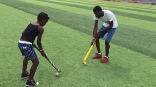 IDSDP 2020 Olympic Solidarity Coaching Course, Haiti