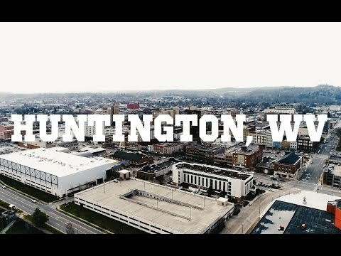 Huntington, WV | Sony A6500 Film With Drone