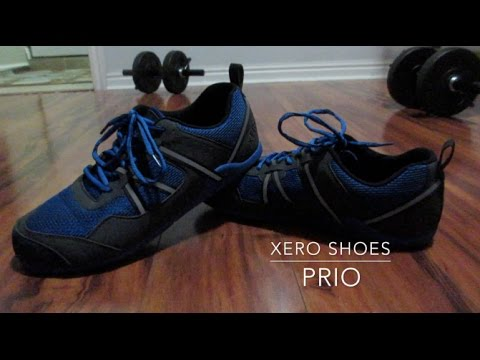 official photos 3be7a 45f61 Xero Shoes Prio First Look