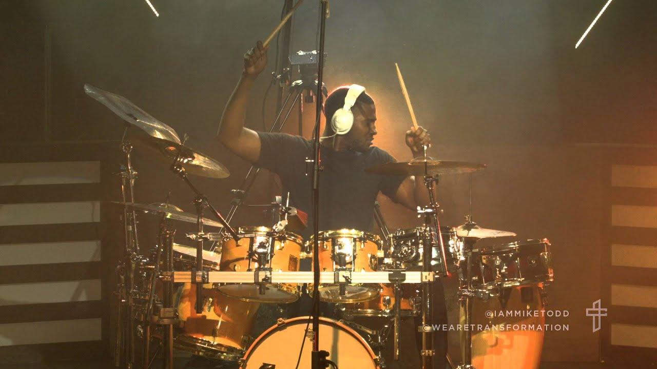 Little Drummer Boy - Live Drum Arrangement by Michael Todd