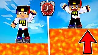 Майнкрафт но СЛОМАННЫЙ Мод на ЦУНАМИ из Лавы в Майнкрафте Троллинг Ловушка Minecraft