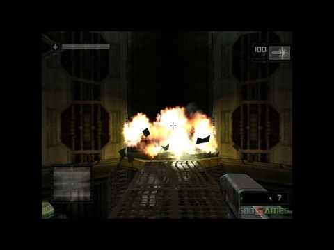 Alien: Resurrection - Gameplay PSX / PS1 / PS One / HD 720P (Epsxe)