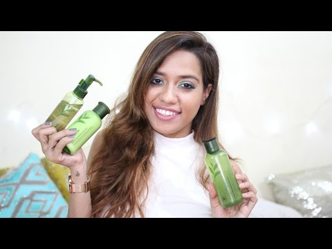 Innisfree Green Tea Range Review #TryItWithMe