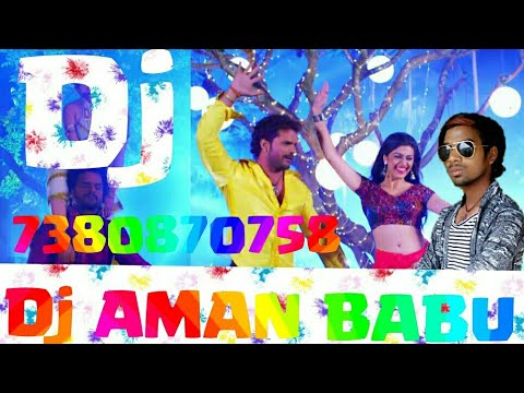 Tar Tar Paseena Bhojpuri 2019 Mix By DJ AMAN BABU DEHAY PAR