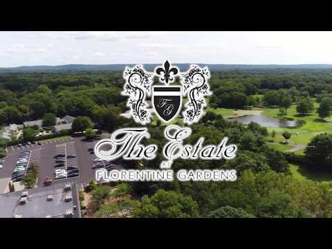 The Estate at Florentine Gardens New Jersey wedding venue