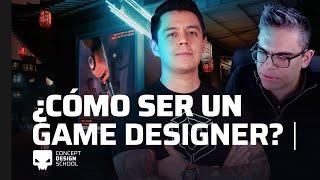 ¿Cómo ser Diseñador de Videojuegos?