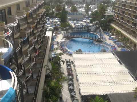 My time at the noelia sur hotel tenerife july august 2011 - Hotel noelia tenerife ...