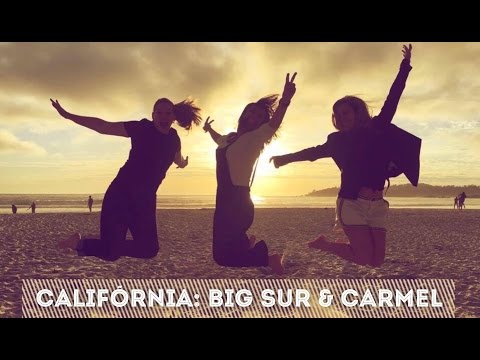 CALIFORNIA: Big Sur & Carmel