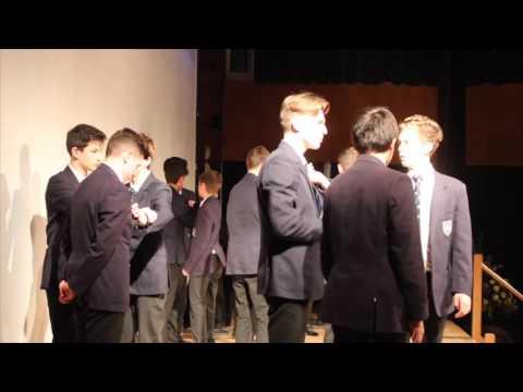 Holocuast Memorial Day Commemoration 2016 | Richard Hale School