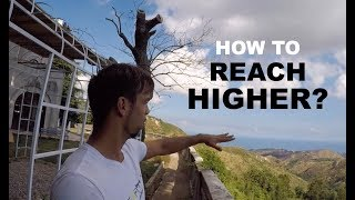 How To Reach Higher - Hard Work, Nature, Patience | TENFITMEN Weekly Vlog #34