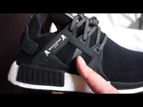2b114ef3f3fc 2016 Adidas Originals x Mastermind Japan (MMJ) NMD XR1 Unboxing! Superstar!  - YouTube