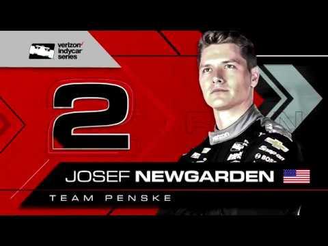 Ньюгарден выиграл этап IndyCar в Алабаме, Алёшин — десятый