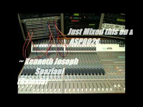 Kenneth Joseph Spaziani of Galexia Mixed Recording...