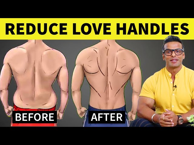 8 Simple Tips To Lose Love Handles Fast | Get Rid of Side Fat | Yatinder Singh