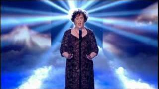 Susan Boyle :: Britains Got Talent 2009 Semifinal :: Memory - Cats